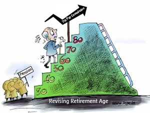 Revising Retirement Age