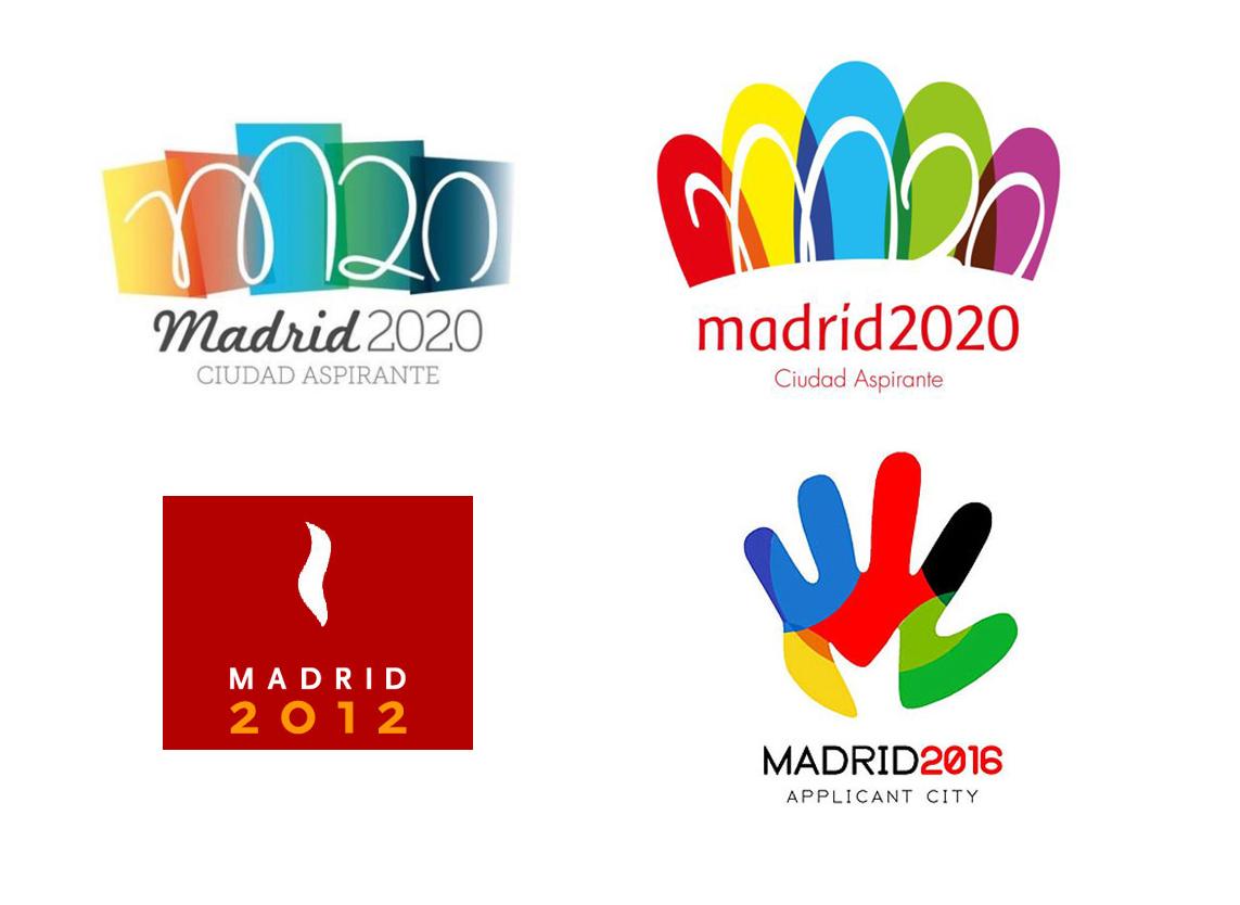 El Logo De Madrid 2020 Soulman