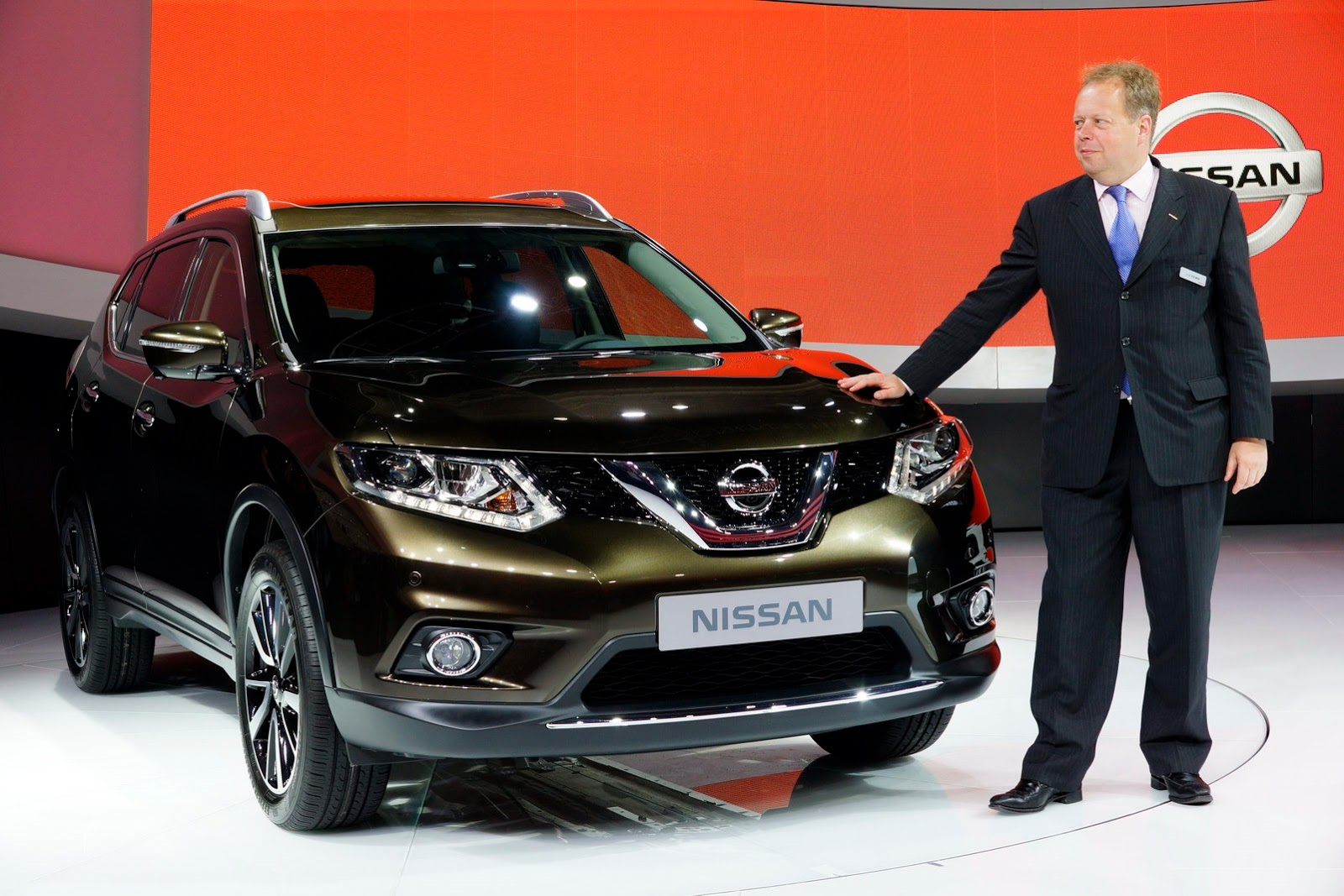 Vroom5000cc: Nissan X-Trail 2014: New Excitement