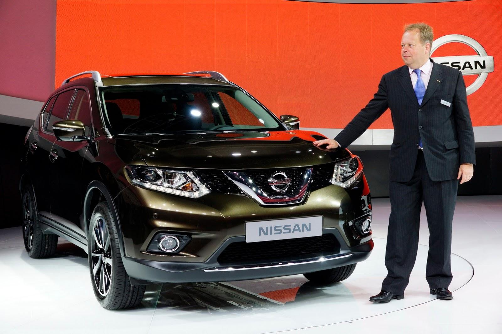 Vroom5000cc: Nissan X-Trail 2014: New Excitement
