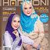 Azie Dalam Majalah Harmoni Julai 2015