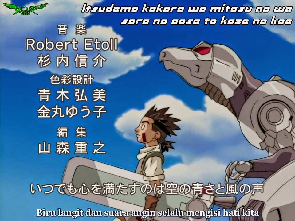 Zoids: Chaotic Century ep 19 sub indo | dashiksubs