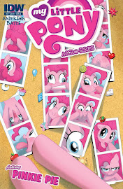MLP Micro Series #5 Comic