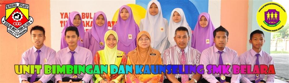 Unit Bimbingan dan Kaunseling SMK Belara