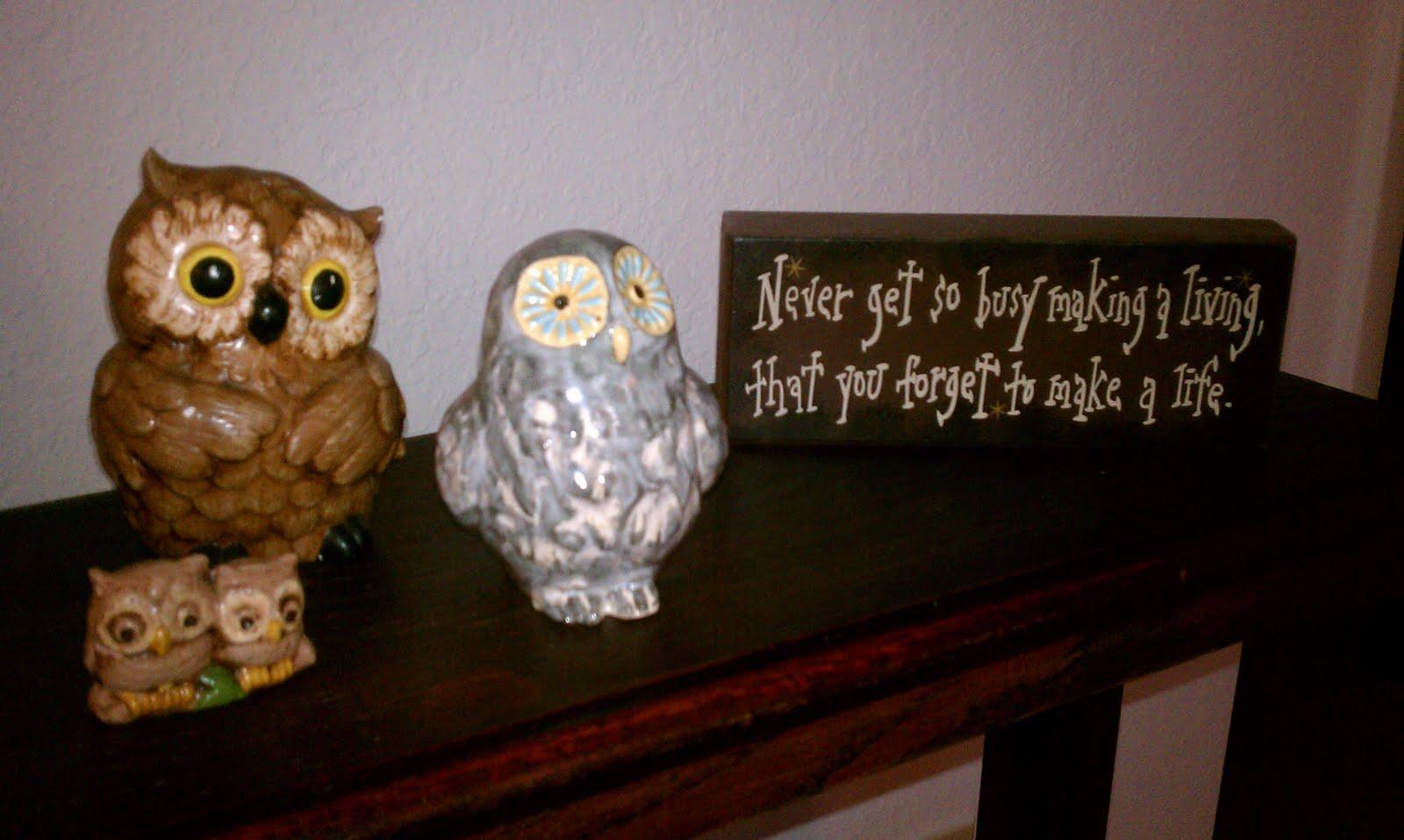 Owl Decor Archives Melissa Creates