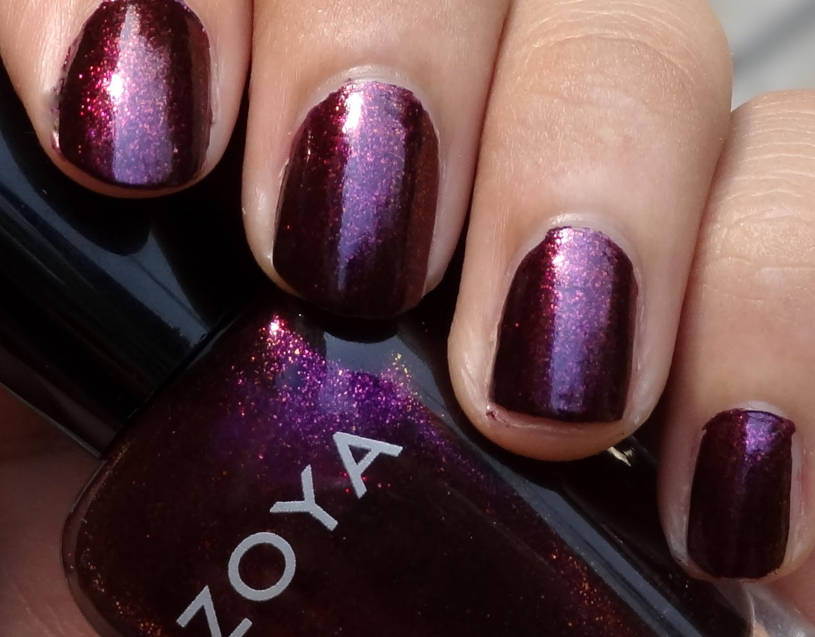 Zoya Valerie Nail Polish: Swatch, Review Photos