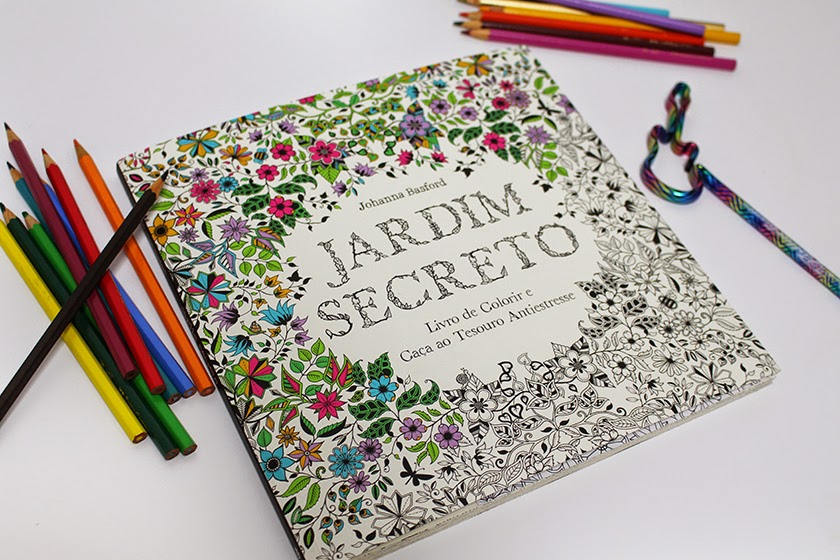 livro jardim secreto / imagem retirada da internet