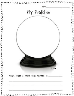 Predict The Future Worksheet Furthermore Worksheets For Preschoolers ...