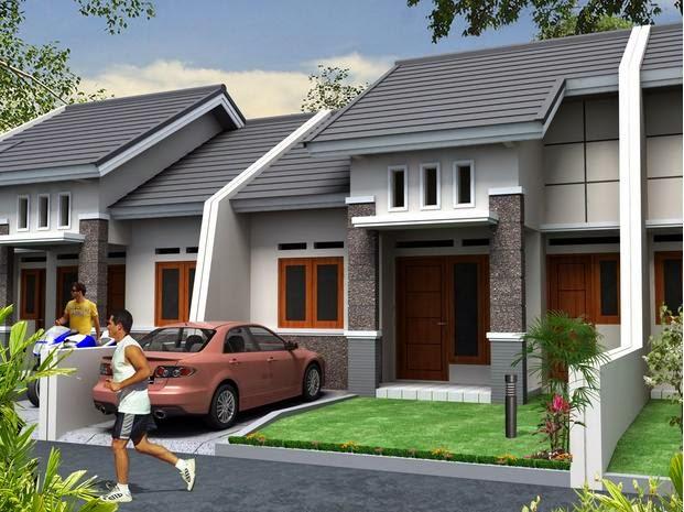 Desain Rumah Minimalis Type 45 Masa Kini