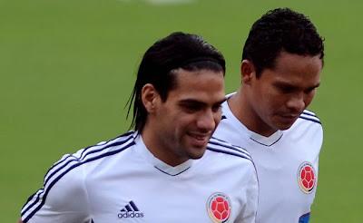 Carlos Bacca: «Falcao es mi ejemplo a seguir»