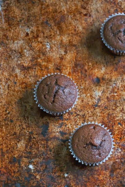 choco muffins recipe / muffins al cioccolato