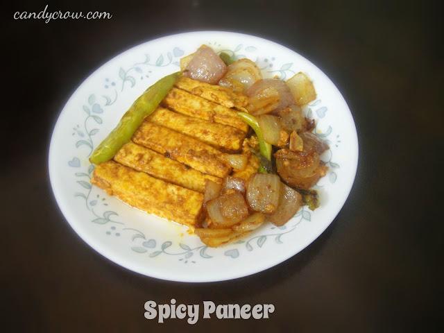 chili paneer