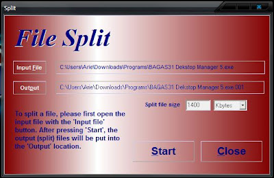 HJSplit 2.4 Portable 2