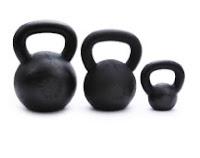 γυμναστική με kettlebells