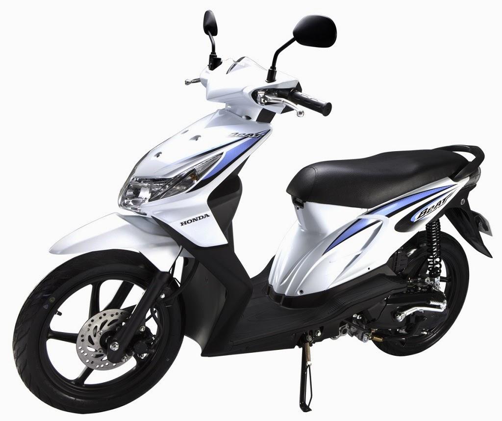 Foto Honda Beat 2014 Harga Motor Terbaru Indonesia Paling Laris