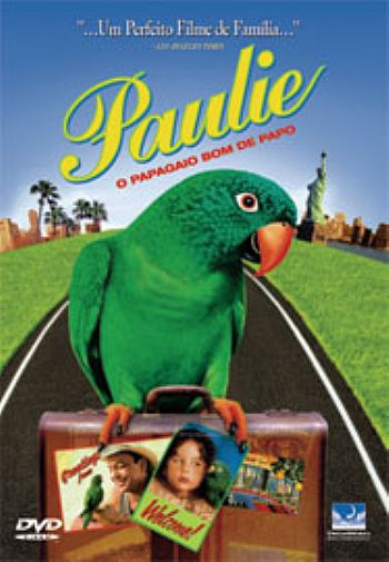 Paulie Um Papagaio Bom de Papo   Dublado