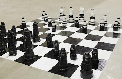Creative and Unusual Chess Sets (20) 1
