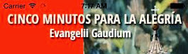 Evangelii Gaudium 5 minutos