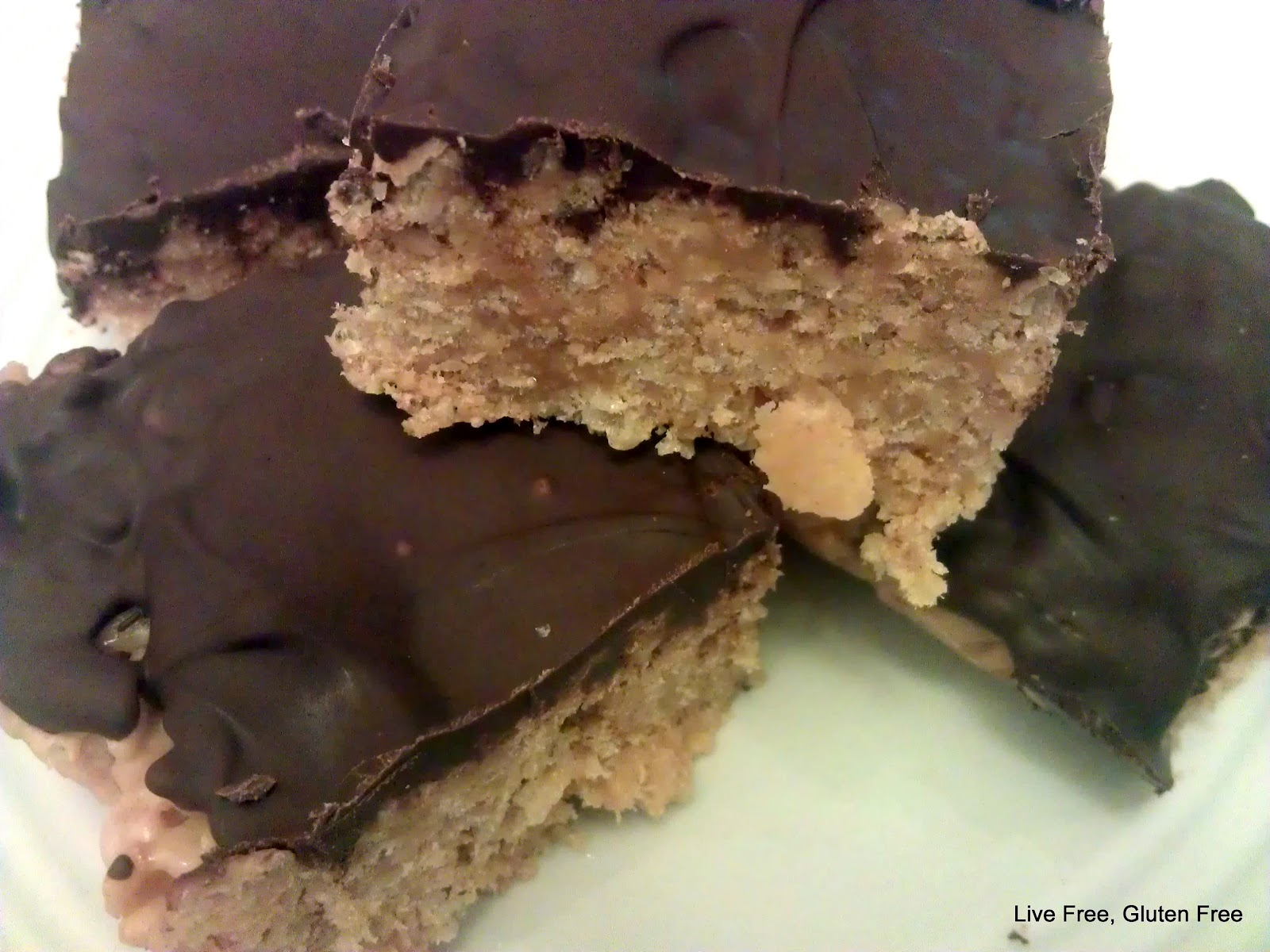 how to make an oh henry bar