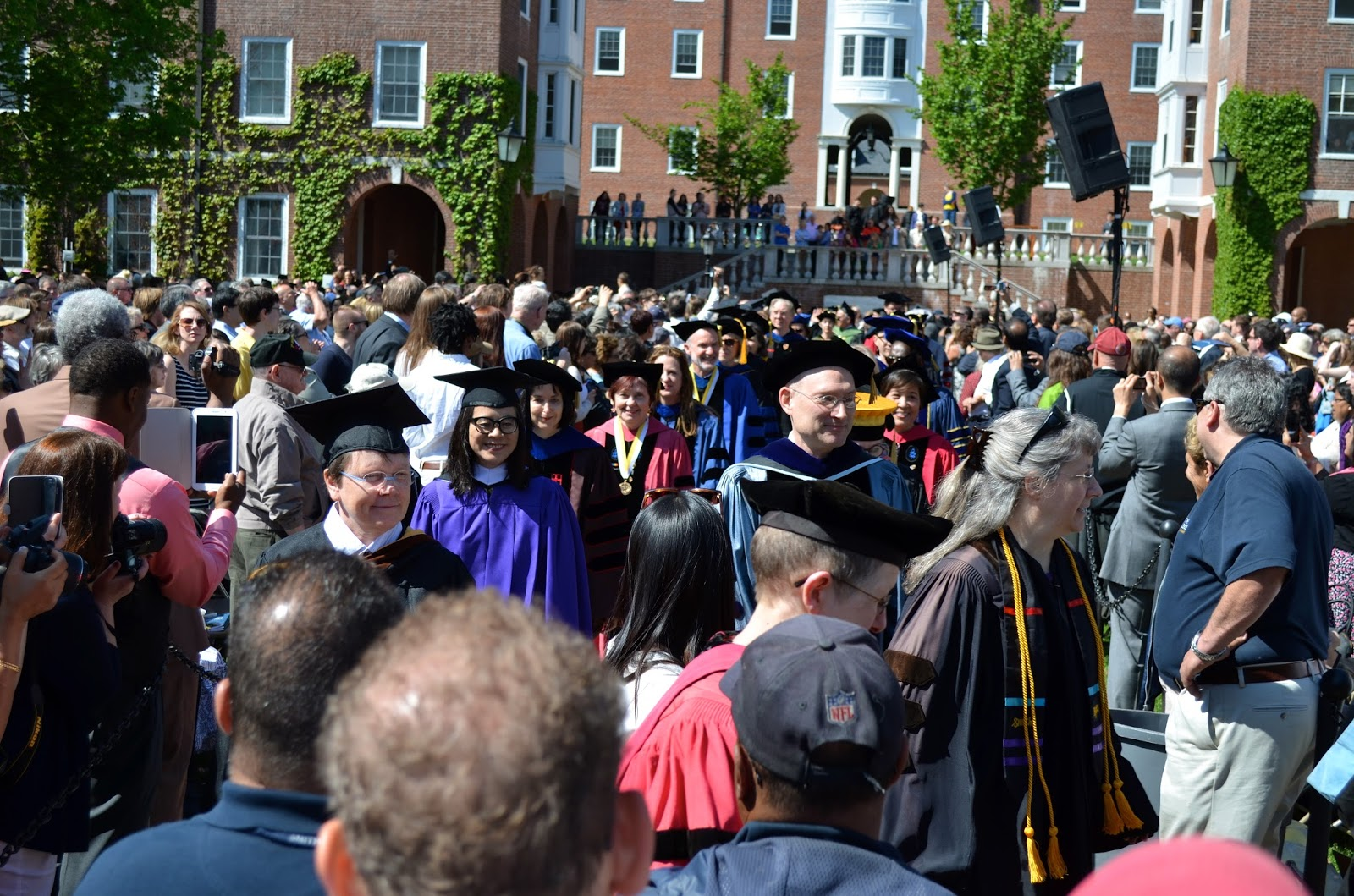 Smith Commencement