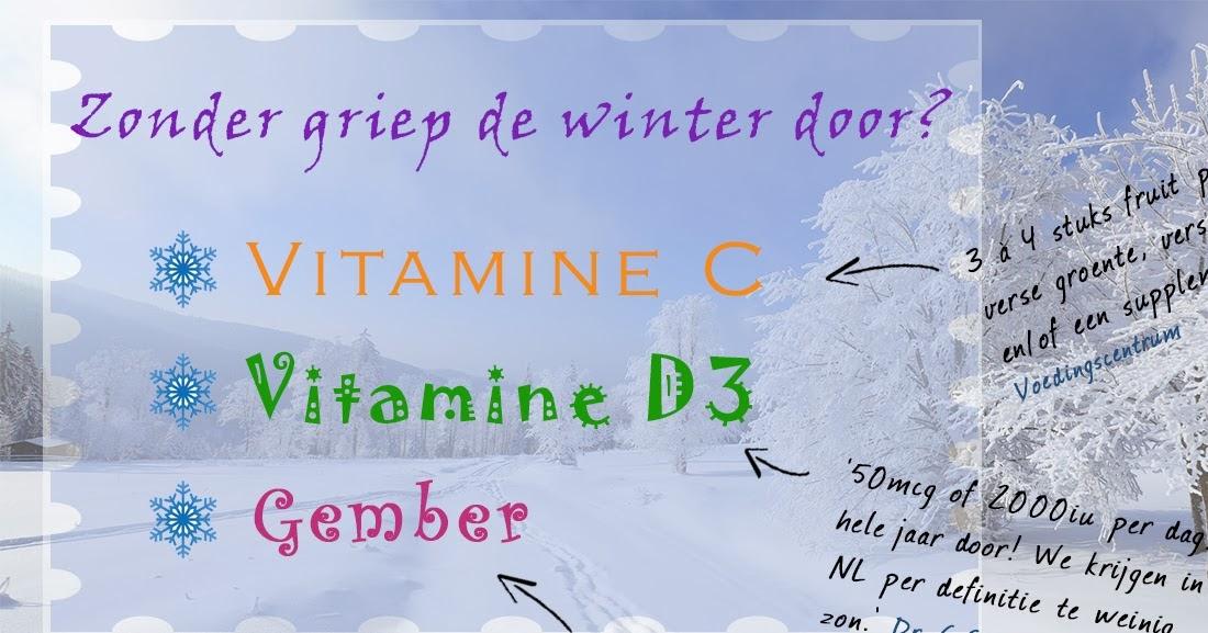 verkoudheid vitamine d