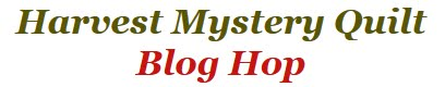 Harvest Mystery Quilt (Blog Hop)