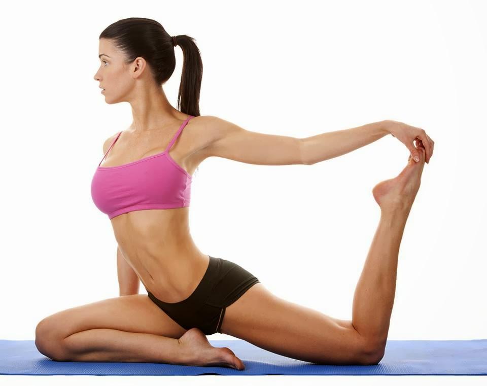 yoga quema grasa