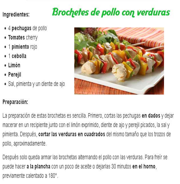 Referencias lengua 1 for Comidas faciles de cocinar