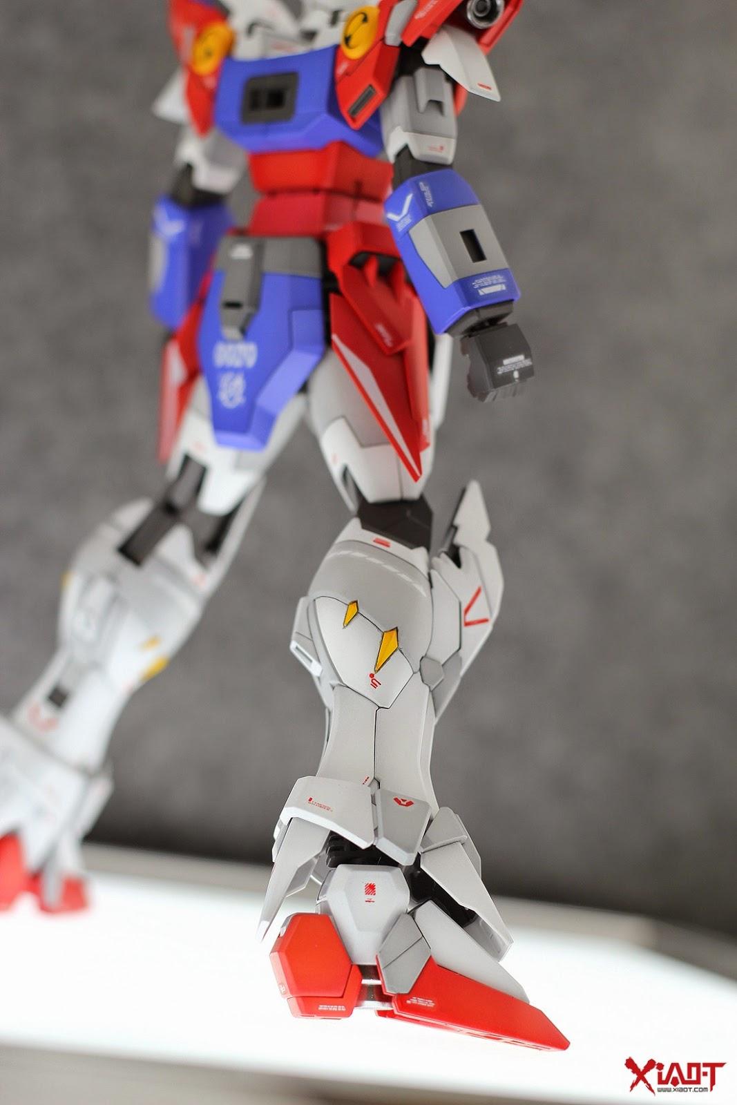 MG 1/100 Wing Gundam Proto Zero EW - Customized Build