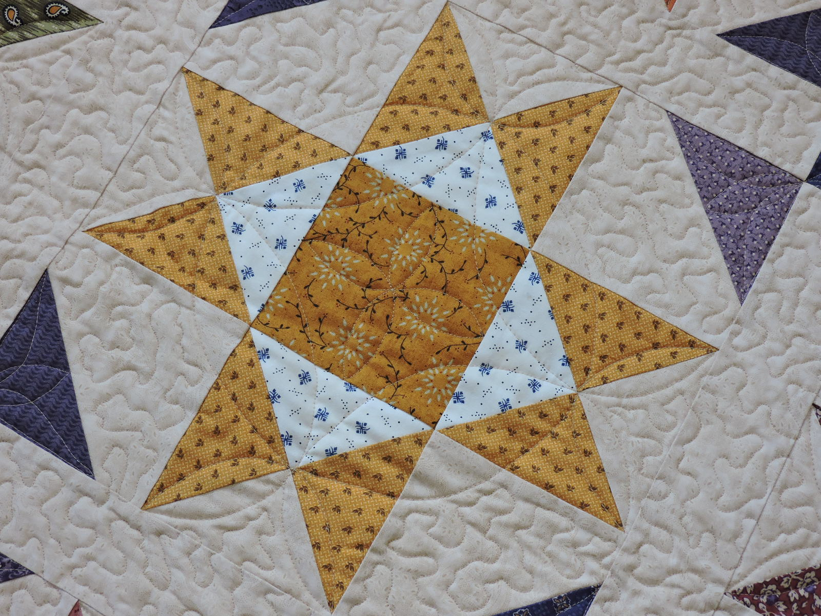 Cotton Cellar: Ohio Star Quilt Final : ohio star quilt pattern free - Adamdwight.com
