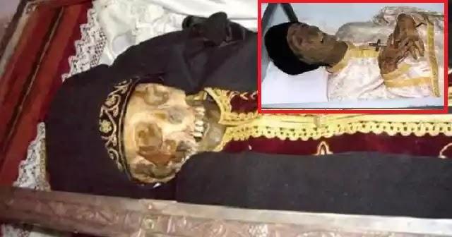 Γνωστή μοναχή αποδεικνύει ότι οι κεκοιμημένοι δεν έχουν πεθάνει αλλά απλώς… κοιμούνται!!