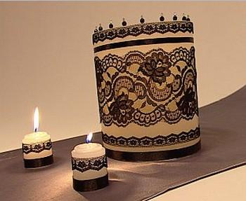 Como hacer velas decorativas mimundomanual for Como hacer velas aromaticas en casa