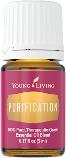 How to use #purification essential oil #YLEO #compliant
