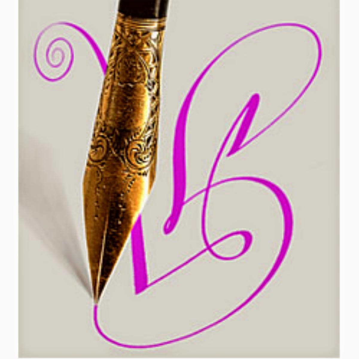 Personalização de Arte Design de Caligrafia Artística Profissional