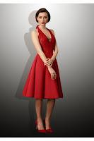Rochie LOVELOVE Instant Red rosu