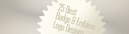 25 Best Badge & Emblem Logo Designs Inspiration