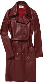Купить Кожаное Пальто