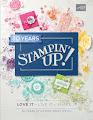 2018/19 Stampin Up!