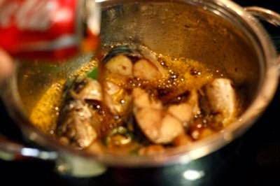 Vietnamese Fish Recipe - Cá Kho Coca