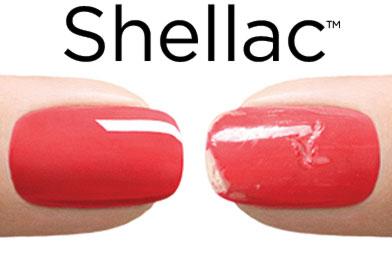hvordan fjerner man shellac