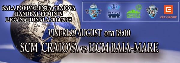 Hai la handbal! Hai Craiova!