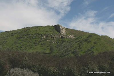 Israel in Photos - Pictures of Tel Lachish (Lakhish) National Park