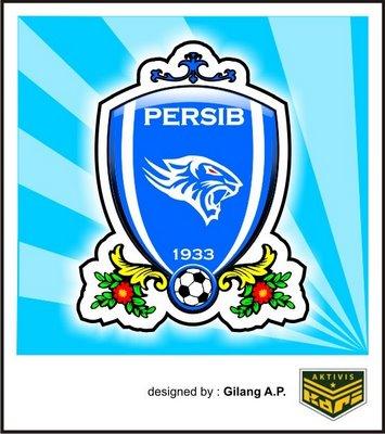 Logo gambar Persib Bandung Viking dan Bobotoh logo PERSIB