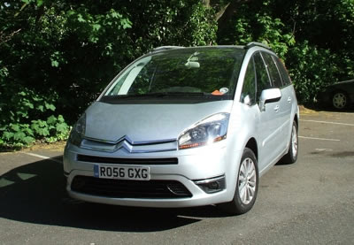 Citroen 2013 on From The Very Start Citroen C4 Picasso And Grand C4