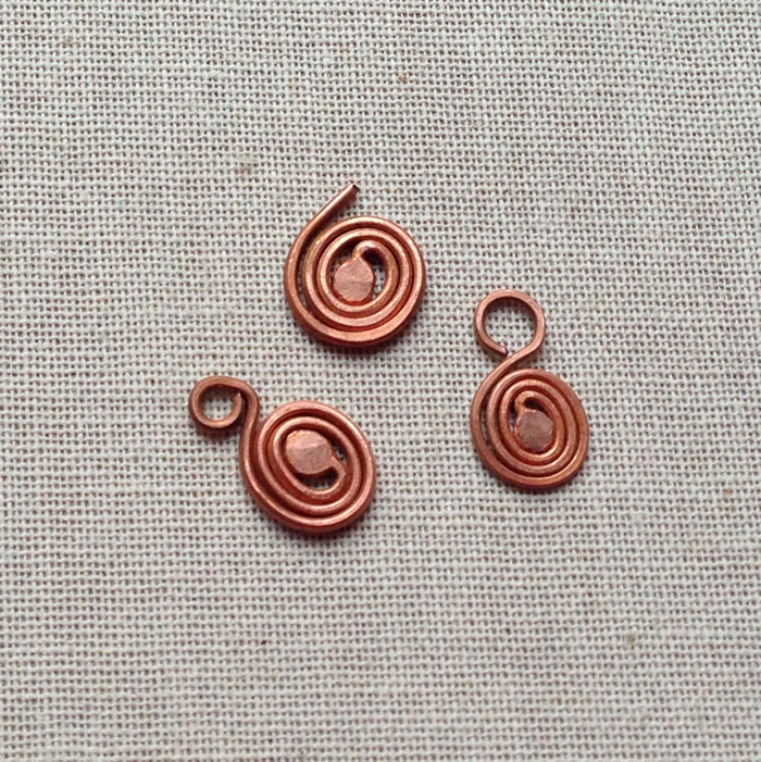 How to make Wire Spirals for Jewelry: Lisa Yang's Jewelry Blog