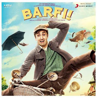 Barfi Video CD