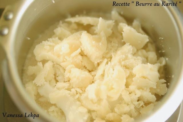 pas à pas tuto cosmétique maison beauty green beurre de karité biologique beurre de mangue recette efficace de brème pour le corps