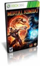 Mortal Kombat 9 Xbox 360