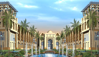 Dusit Emirates Saray in Palm Jumeirah