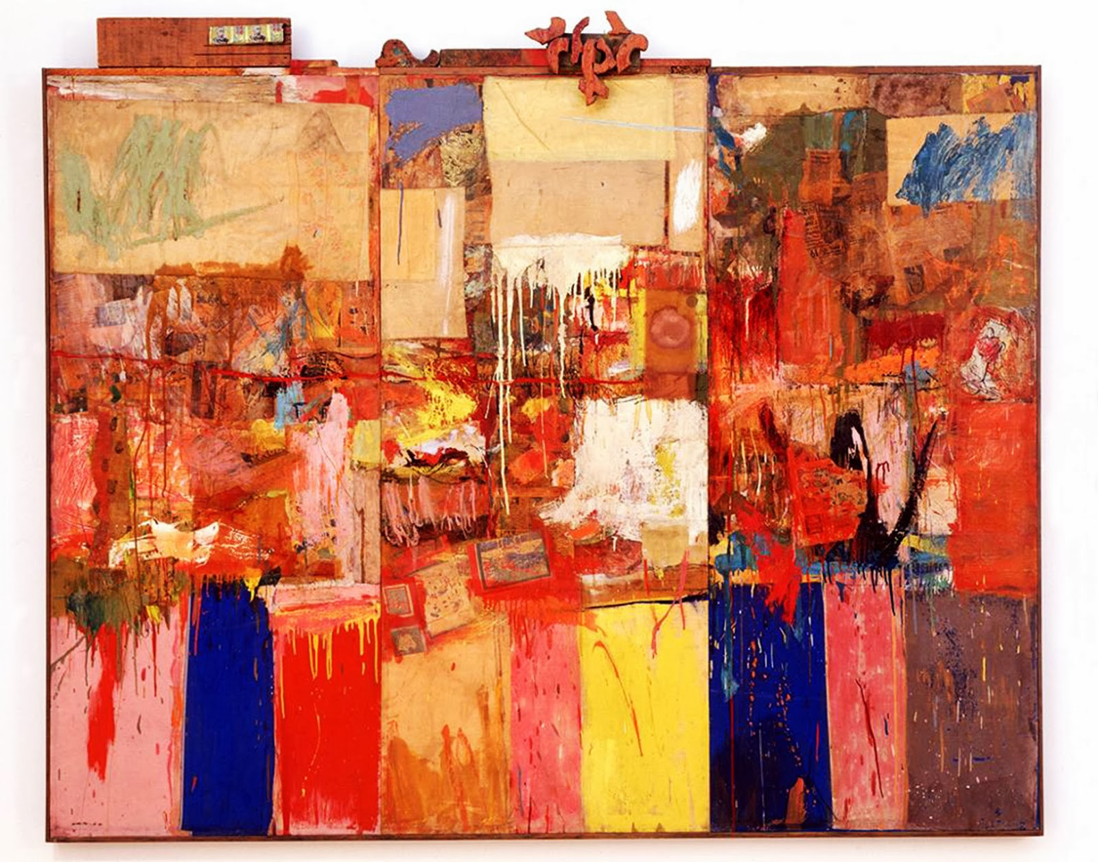 account of the life and works of robert rauschenberg American artist robert rauschenberg came to prominence in the 1950's and helped pave the way for the pop art of the 1060's  music and collage to produce his work  robert hayden was an.